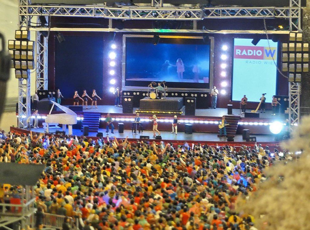 Miniatur Tirolerland Live Open Air Konzert